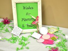 """Photo 9 of 42: Fantasy Tinkerbell / Baby Shower/Sip & See """"Celebration for Baby Madison"""" 