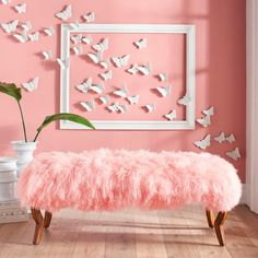 Looking for inspiration to decorate your daughter's room? Check out these Adorable, creative and fun girls' bedroom ideas. room decoration, a baby girl room decor, 5 yr old girl room decor. Butterfly Wall Decor, Butterfly Decorations, Wall Decorations, Frame Decoration, Butterfly Bedroom, 3d Flower Wall Decor, Butterfly Background, Wedding Decoration, Girl Room