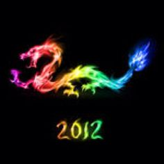 Our new baby will be born in the year of the dragon. Very wise and powerful. It's also my year. Haha