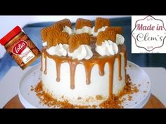 Made in Clem's | LAYER CAKE SPECULOOS