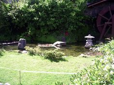 Jardín Japonés (Cerro San Cristóbal).