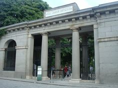 Real Jardín Botánico de Madrid España.