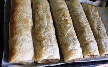 Home made sausage rolls Recipe