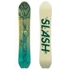 Slash straight Women's snowboard