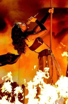 Witch Burn