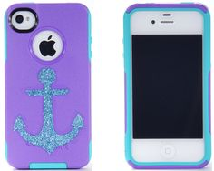 SALE 10 OFF iPhone 4 Otterbox Glitter Case Otterbox by 1WinR, $40.99