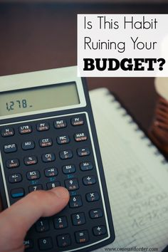 Personal Budget Template breaking down Fixed and Variable Expenses ...