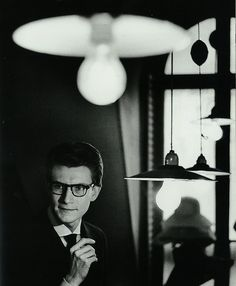 Chanel became so influential that she inspired her contemporaries' designs and aesthetic. French designer Yves Saint Laurent mirrored Chanel's tailored and sophisticated look.