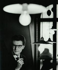 Yves Saint Laurent 1962