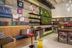 Casa Cor Rio 2014 - espaço integrado Laundry Lounge