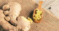Ginger Compress to Relieve Chronic Pain, Combat Cysts