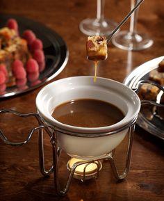 Zabar's Easy Chocolate Fondue