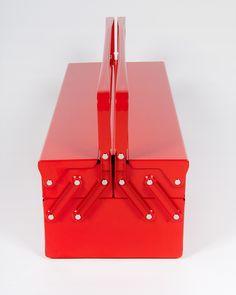 USAG 3LV 3 compartment tool box.