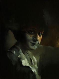 Paintings by Radu Belcin