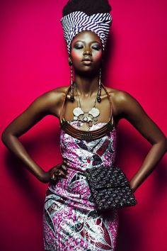pinterest.com/fra411 #black #beauty