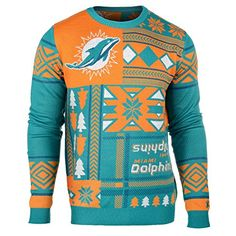 Miami Dolphins Ugly Sweaters