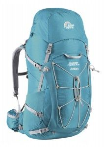 Lowe Alpine Kamet ND 55:65 Bluebird / Quartz Woman google