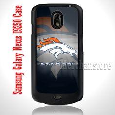 Denver Broncos NFL Team Samsung Galaxy Nexus I9250 Case
