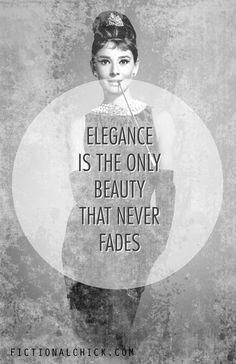 audrey hepburn #quotes #elegance