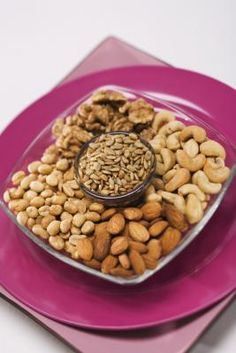 List of Low-Glycemic & High-Protein Snack Foods