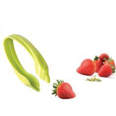 zestaw do obierania owoców 4890660 truskawki