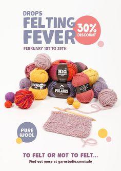 Little hedda / DROPS children – free knitting patterns by DROPS design Baby Knitting Patterns, Crochet Patterns, Drops Design, Knit Mittens, Knitting Socks, Free Knitting, Drops Kid Silk, Drops Baby, Crochet Diagram