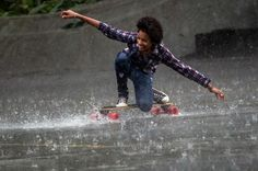 Is it a bad idea to skateboard when the ground is wet? Why ...