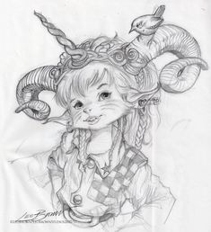 Sketch of Stargazer Pea, WIP. for the Faerie Prince. Stargazers art of Fairy Drawings, Pencil Drawings, Magical Creatures, Fantasy Creatures, Unicorn Drawing, Fairy Tattoo Designs, Fairy Art, Cartoon Styles, Oeuvre D'art