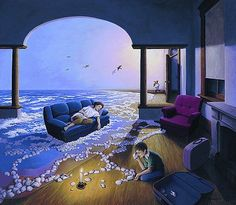 Illusion Paintings