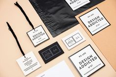 Hang Tag and Clothing Label Design