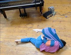 """""""Composer Knits Scarves That Power a Piano""""  Wired  (July 2, 2012)"""