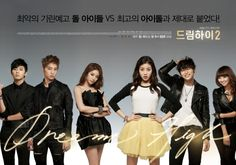 Dream High 2 - Not as good as the first one. Korean Drama.