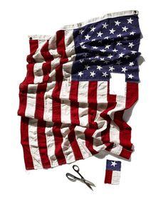 TexasMonthly Flag - The Voorhes - Workbook.com