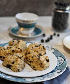 ... Scones on Pinterest | Blueberry scones, Cinnamon scones and Scone