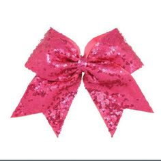 NEW PINK CHEER BOW New cheer bow Accessories Hair Accessories