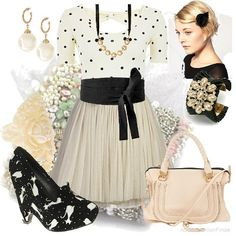 Ballerina's Day | Women's Outfit | ASOS Fashion Finder