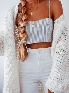 Trendy Summer Outfits, Cute Comfy Outfits, Simple Outfits, Stylish Outfits, Cute Summer Clothes, Winter Outfits, Cute Spring Outfits, Beach Outfits, Outfit Summer