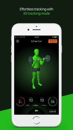 We made #3d#animation to #fitness #exercises and a 3d#tracker #mode which makes tracking your#wourkout as effortless as on an#applewatch . #beginners will #love it #bodyweight #training #gym#bodybuilding #weighttraining#hometrainer #fitnessapp #iphone #ipad#iphone7 #ios10