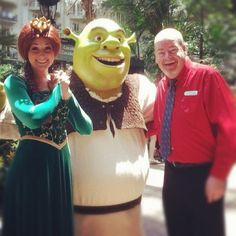 #Shrek comes to town! DreamWorks Experience at Gaylord Hotels