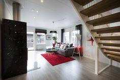 Älvsbytalo, muuttovalmis Suometar, asuntomessukohde 2014 5 h + k + s + autokatos/varasto 131 m²