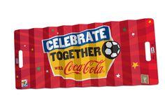 Coca-Cola Clap-Banner UK