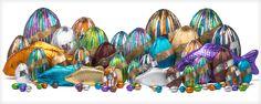 Haigh's Chocolates - Yummy - SHOP PALM OIL FREE