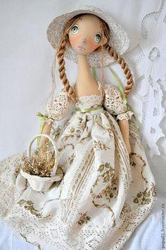 Коллекционные куклы ручной работы. Ярмарка Мастеров - ручная работа Акулина. Handmade.