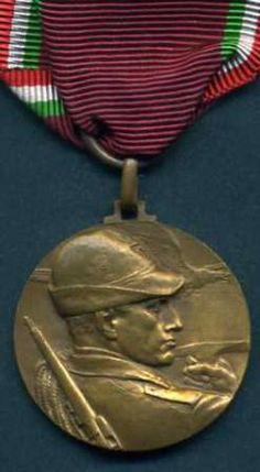 Мадаль 3 го альпийского батальона вальчезоне