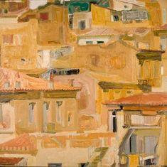 'Athens' by Panayiotis Tetsis Greece Painting, Greek Art, Athens, Impressionism, Landscape, Artwork, Oil Paintings, Artists, Decor