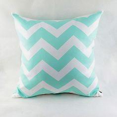 18-18-Decorative-Chevron-Zig-Zag-Printed-Throw-Pillow-Case-for-Sofa-Bedding-Light-Blue.jpg (500×500)