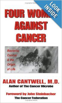Four Women Against Cancer: Alan Cantwell: 9780917211331: Amazon.com: Books