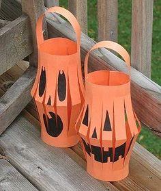 Preschool Crafts for Kids*: halloween by carlani
