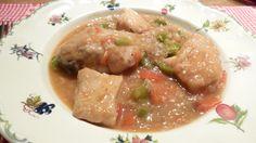 Pollo Cordero al Chilindron Recipe | Spanish Food World