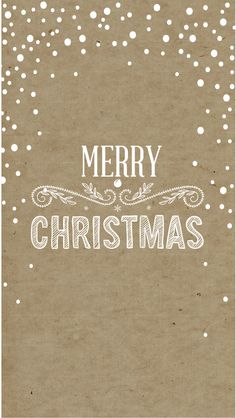 snow Free Christmas iPhone Wallpapers. Christmas and holiday iphone background design. Brown and white.                                                                                                                                                                                 More